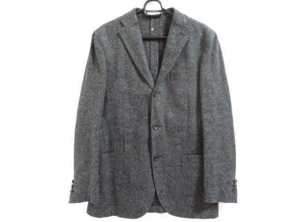 BOGLIOLI(ボリオリ) ジャケット サイズ46 S メンズ チャコールグレー DOVER