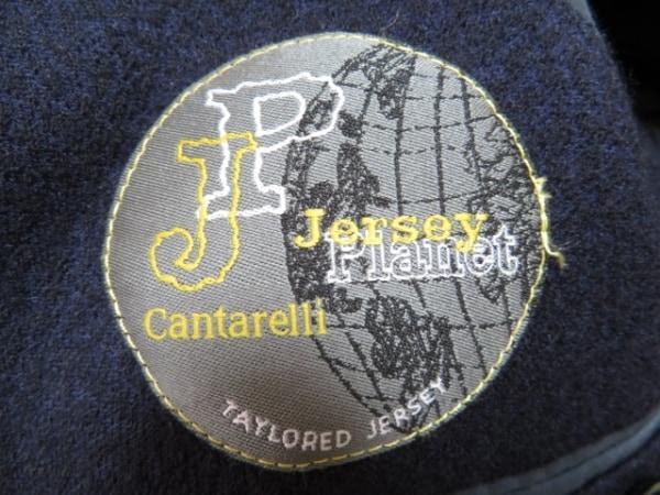 Cantarelli(カンタレリ) ジャケット サイズ44 L メンズ ネイビー Planet Jersey
