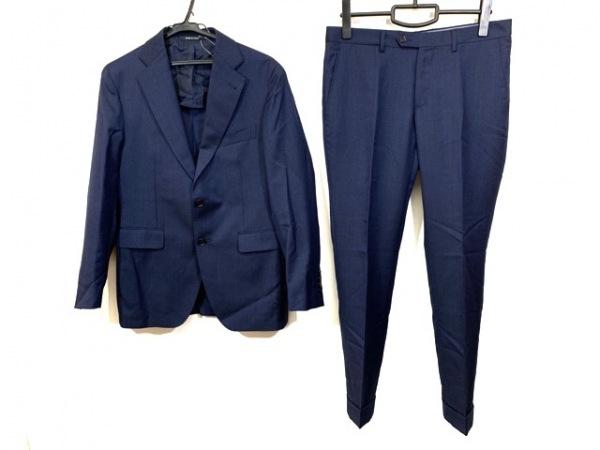TAGLIATORE(タリアトーレ) シングルスーツ サイズ46 XL メンズ ネイビー