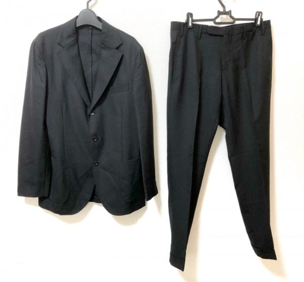 BOGLIOLI(ボリオリ) シングルスーツ メンズ美品  黒 DOVER