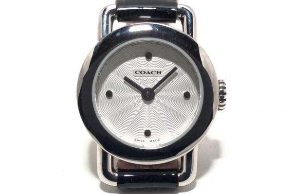 COACH(コーチ) 腕時計美品  0250 レディース 白