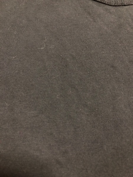 demylee(デミリー) 長袖Tシャツ サイズS メンズ 黒