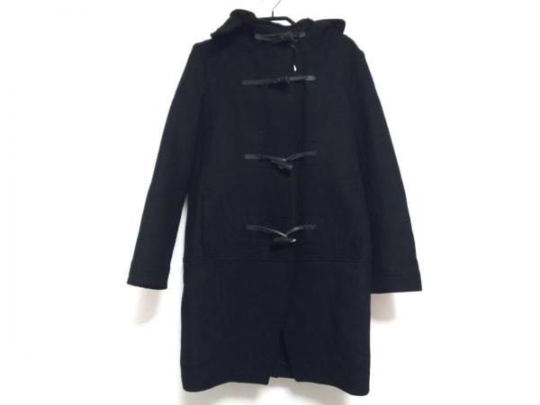 ara・ara(アラ・アラ) ダッフルコート サイズ2 M レディース美品  黒