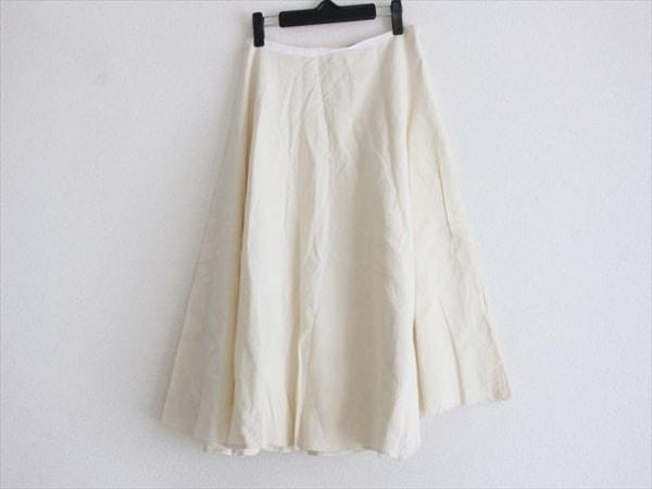 MARC LE BIHAN(マークルビアン) スカート サイズ0 XS レディース アイボリー