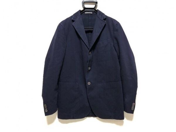 BOGLIOLI(ボリオリ) ジャケット サイズ48 M メンズ ネイビー