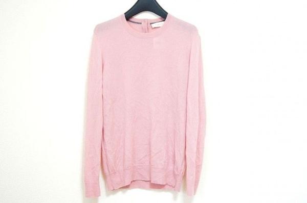 トリーバーチ 長袖セーター サイズS/P S レディース美品  ピンク カシミヤ