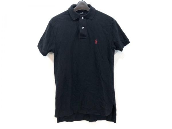 POLObyRalphLauren(ポロラルフローレン) 半袖ポロシャツ サイズXS レディース 黒