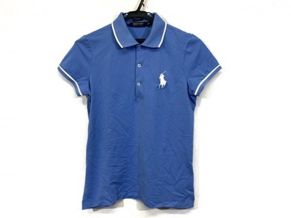 ポロゴルフラルフローレン 半袖ポロシャツ サイズS レディース新品同様  ビッグポニー