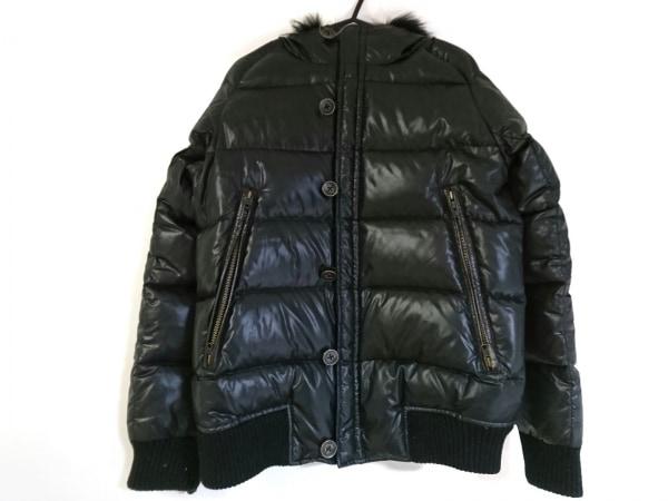 J.FERRY(ジェイフェリー) ダウンコート サイズ46 XL メンズ 黒 ショート丈/冬物