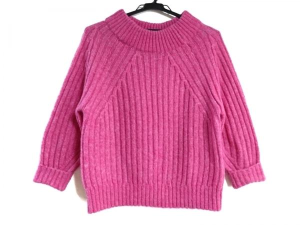 スリーワンフィリップリム 長袖セーター サイズXS レディース美品  ピンク