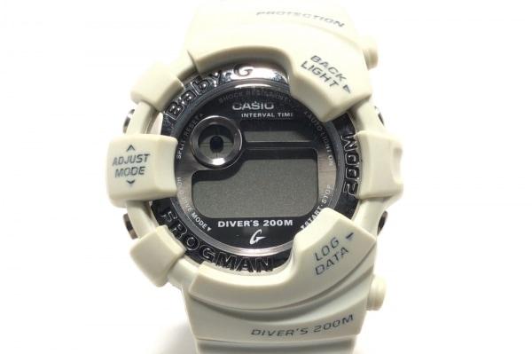 CASIO(カシオ) 腕時計 Baby-G/フロッグマン BGW-100 レディース ラバーベルト グレー