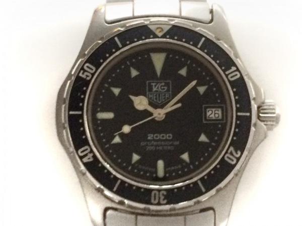 タグホイヤー 腕時計 プロフェッショナル200 973.013 メンズ ダークネイビー