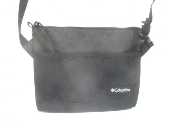 columbia(コロンビア) ショルダーバッグ美品  スチュアートコーンサコッシュ PU8190