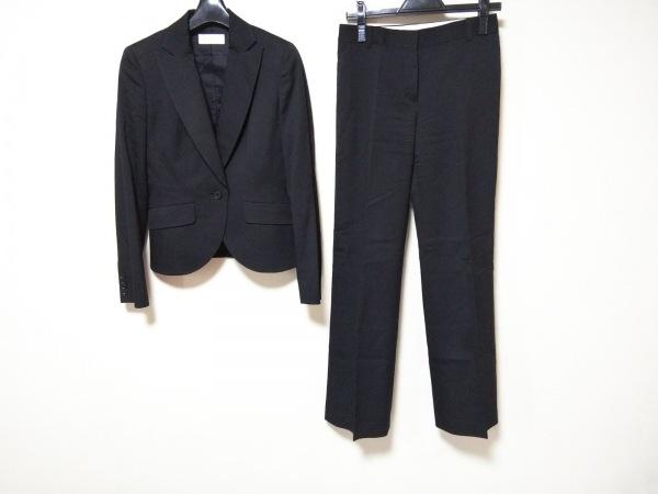 ICB(アイシービー) レディースパンツスーツ サイズ7 S レディース 黒