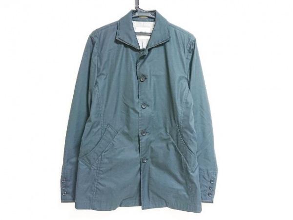 TAKEOKIKUCHI(タケオキクチ) コート サイズ3 L メンズ ネイビー 春・秋物