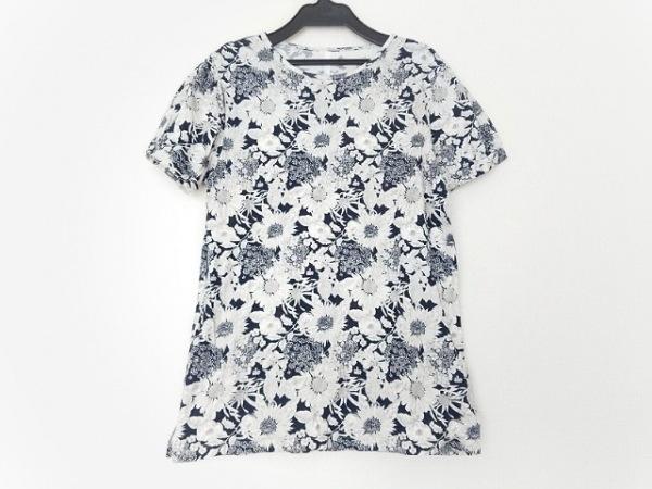 Cou Pole(クーポール) 半袖Tシャツ サイズ40 M レディース美品  花柄