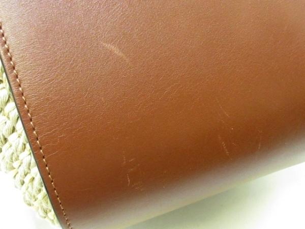 LOEWE(ロエベ) ハンドバッグ ハンモックスモール 325.05.N60 ナチュラル×タン