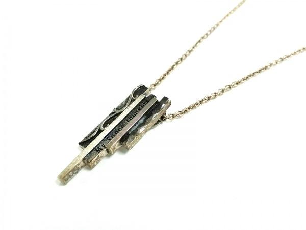 UZU(ウズ) ネックレス シルバー