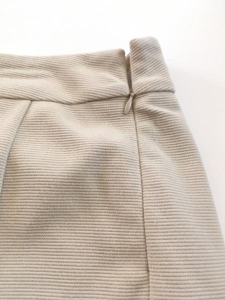 ナチュラルビューティー ベーシック スカートスーツ サイズM レディース ベージュ