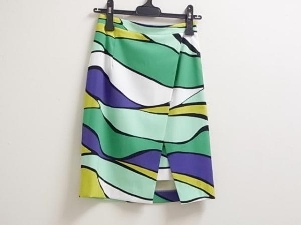 Pinky&Dianne(ピンキー&ダイアン) スカート サイズ36 S レディース美品  マルチ