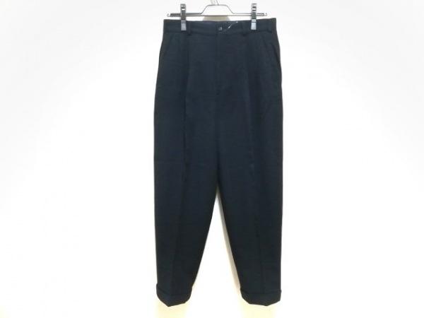 COMMEdesGARCONS HOMME(コムデギャルソンオム) パンツ サイズS メンズ美品  - 黒