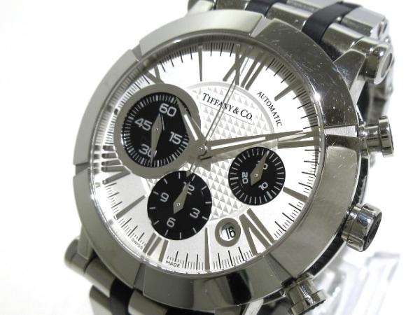 ティファニー 腕時計 アトラスジェントクロノ Z1000.82.12A21A00A メンズ 白