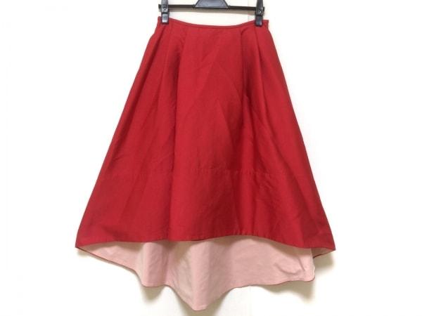 Chesty(チェスティ) スカート サイズ1 S レディース美品  11W709 レッド×ピンク
