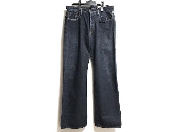KAPITAL(キャピタル) ジーンズ メンズ ダークネイビー 岡山御津工場産