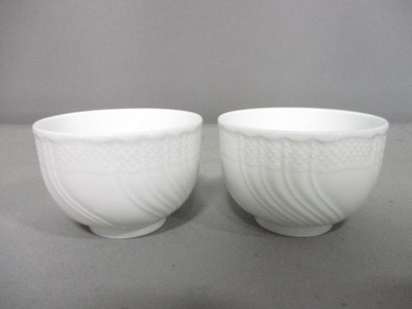 Richard Ginori(リチャードジノリ) 食器新品同様  白 2セット 陶器