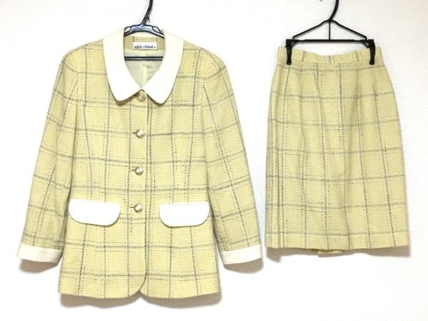 MISS CHLOE(クロエ) スカートスーツ サイズ40 M レディース美品  チェック柄
