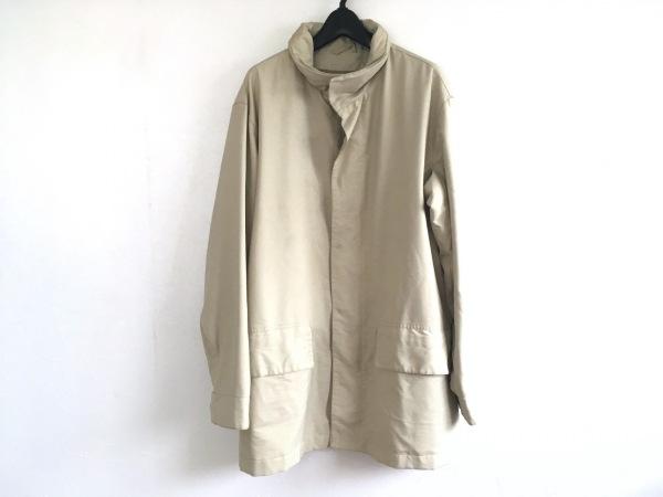 ErmenegildoZegna(ゼニア) コート サイズS メンズ ベージュ 春・秋物