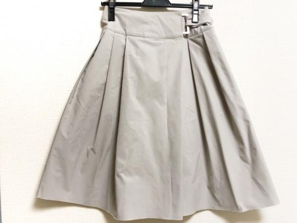 DAISY LIN(デイジーリン) スカート レディース グレージュ for FOXEY