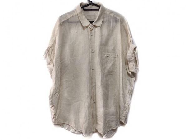 TROVE(トローヴ) 半袖シャツ サイズ2 M メンズ美品  アイボリー