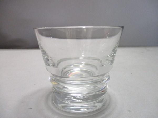 Baccarat(バカラ) 食器新品同様  アルルカン クリア クリスタルガラス
