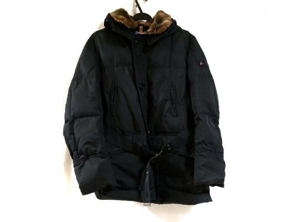 PEUTEREY(ピューテリー) ダウンコート サイズS メンズ 黒 冬物