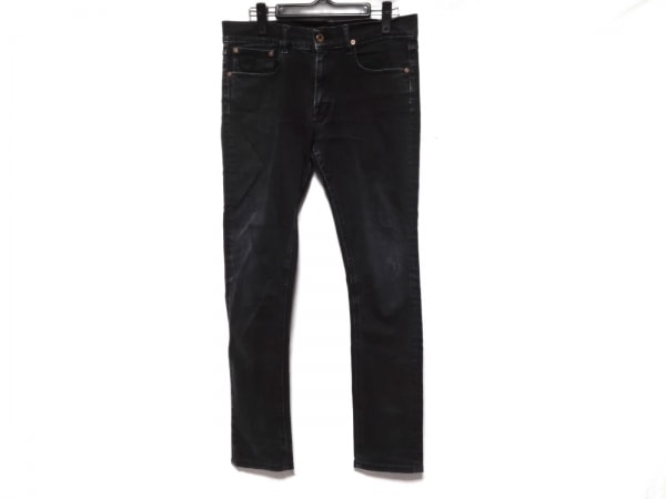 April77(エイプリルセブンティセブン) パンツ サイズ29 メンズ美品  ダークグレー