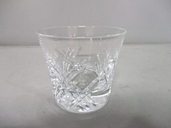 Baccarat(バカラ) 食器新品同様  ステラタンブラー クリア クリスタルガラス