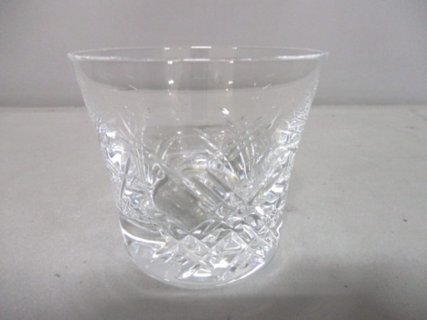 Baccarat(バカラ) 食器新品同様  ステラタンブラー クリア 2014 クリスタルガラス