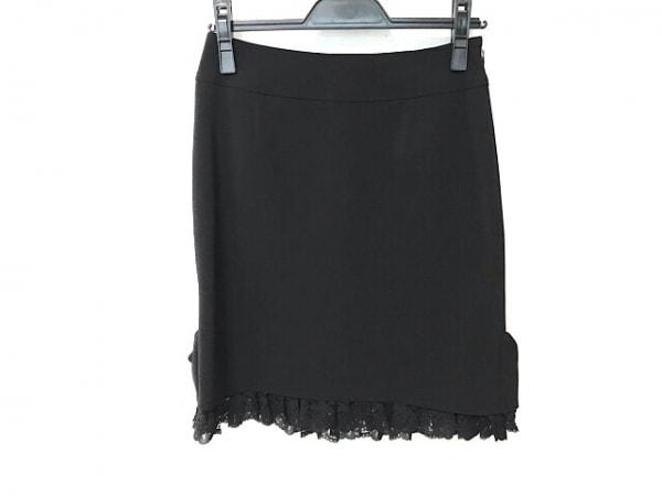 JESUS DIAMANTE(ジーザスディアマンテ) スカート サイズ38 M レディース美品  黒