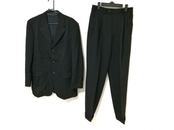 COMME CA DU MODE MEN(コムサデモードメン) シングルスーツ メンズ 黒