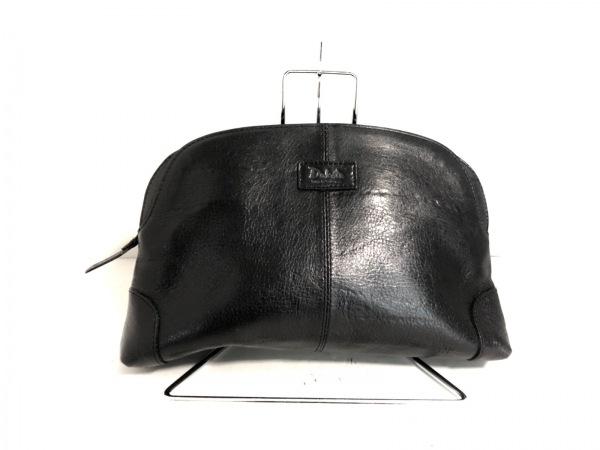 Dakota(ダコタ) セカンドバッグ 黒 レザー
