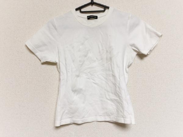 FOXEY NEW YORK(フォクシーニューヨーク) 半袖Tシャツ レディース 白