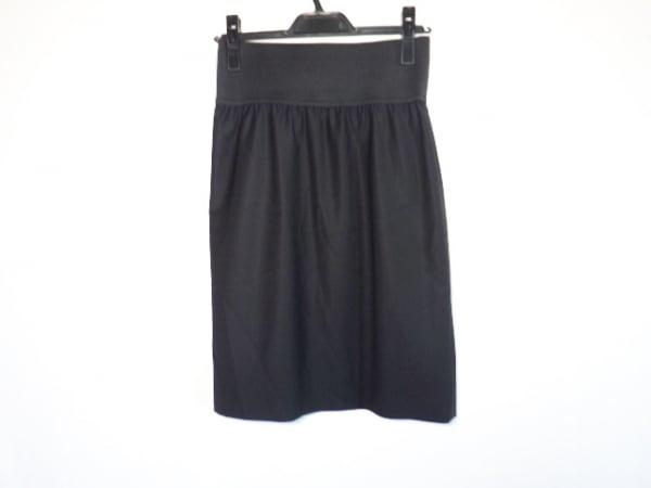 M.Fil(エム.フィル) スカート サイズ38 M レディース美品  黒