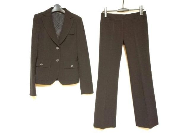 Burberry(バーバリー) レディースパンツスーツ サイズ40 M レディース美品  黒