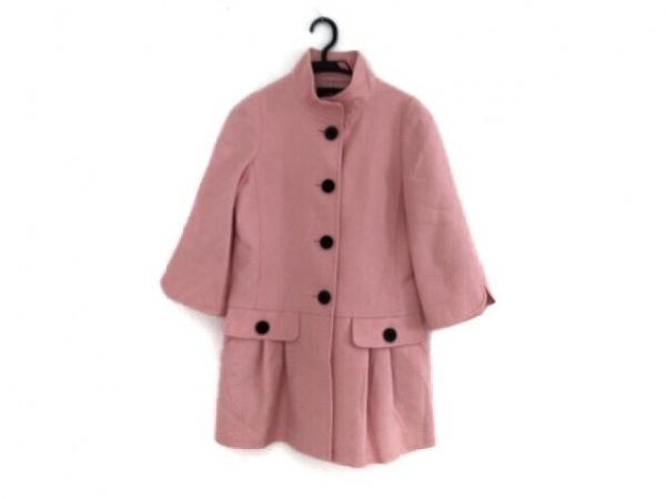 JAEGER(イエガー) コート サイズ8 M レディース ピンク 春・秋物