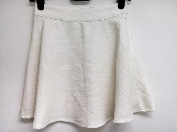 Rady(レディ) ミニスカート サイズM レディース美品  アイボリー