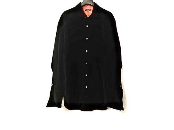 PaulSmith(ポールスミス) 長袖シャツ サイズM メンズ美品  黒 ベロア