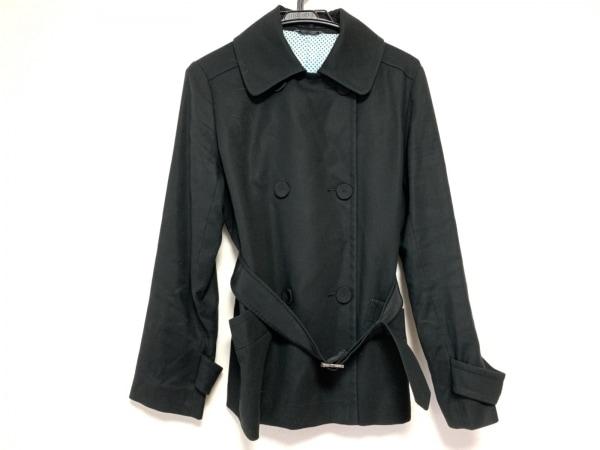 JAEGER(イエガー) コート サイズ10 L レディース 黒