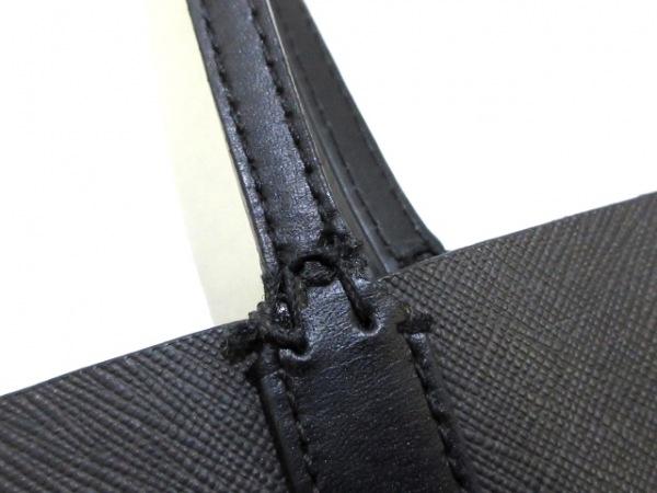 ジバンシー トートバッグ アンティゴナ 黒 ロットワイラー PVC(塩化ビニール)×レザー