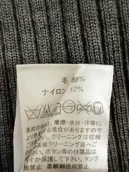 CELINE(セリーヌ) 長袖セーター サイズS レディース美品  ダークグレー スタッズ